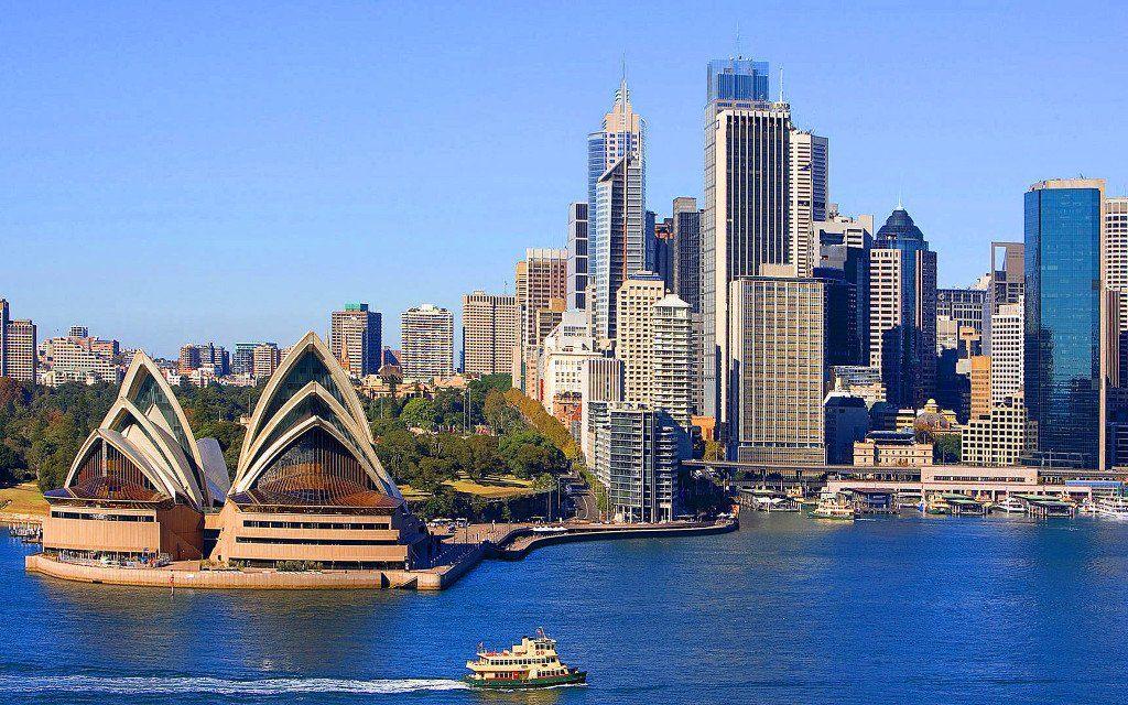 Австралия Фото -0
