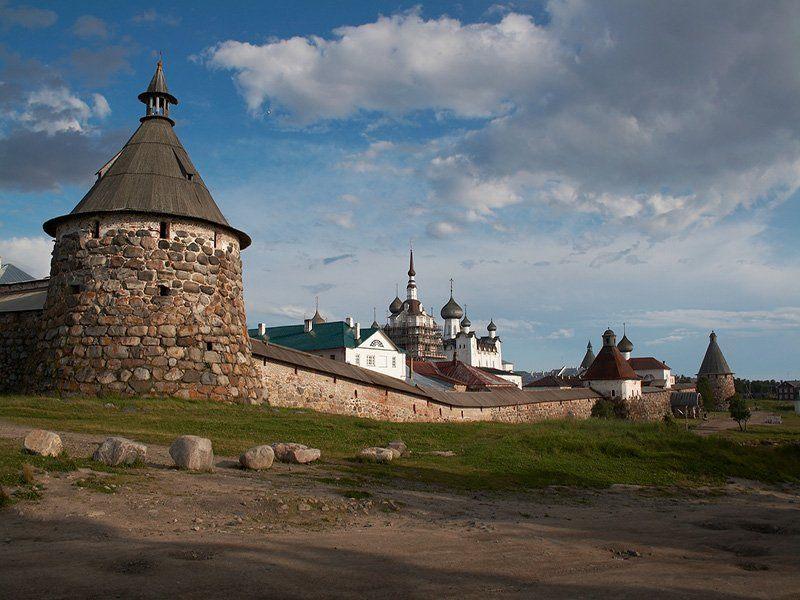 Соловецкие Острова. Фото - 2