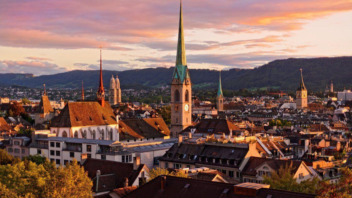 Швейцария Фото -0