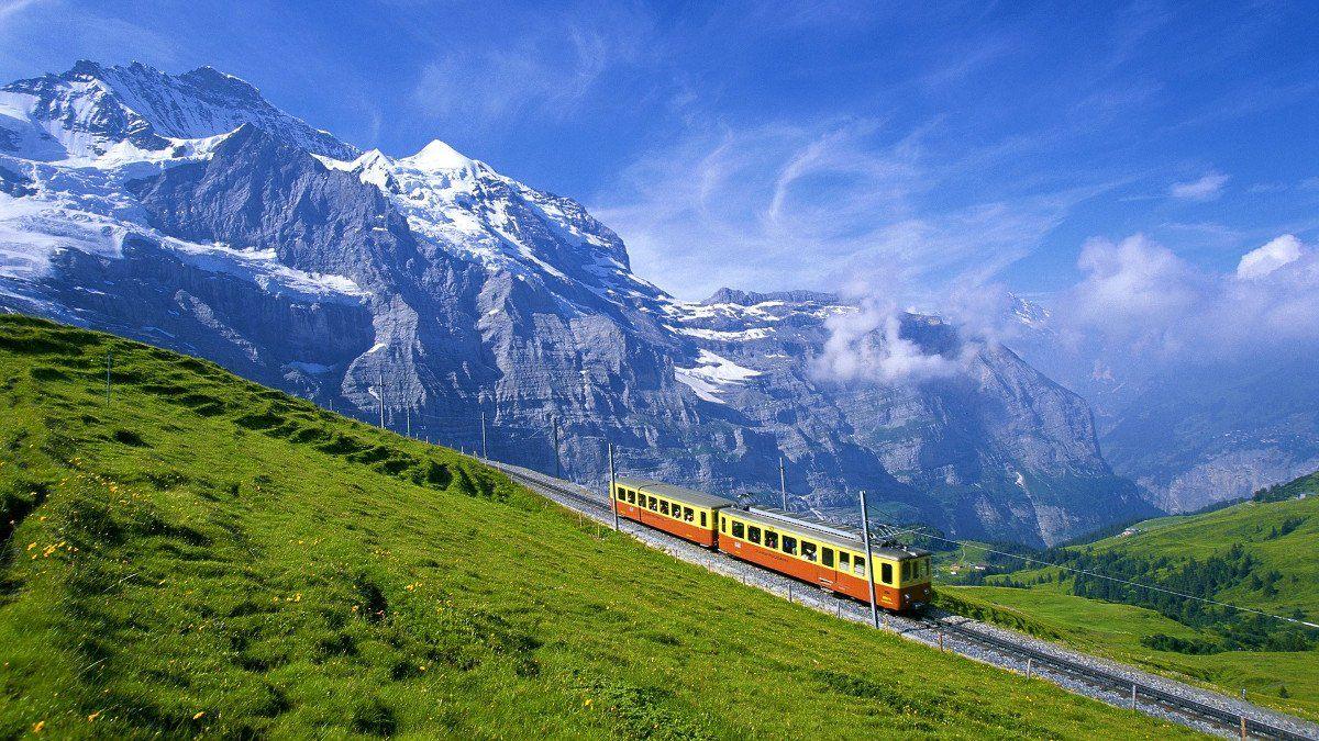 Швейцария Фото -1