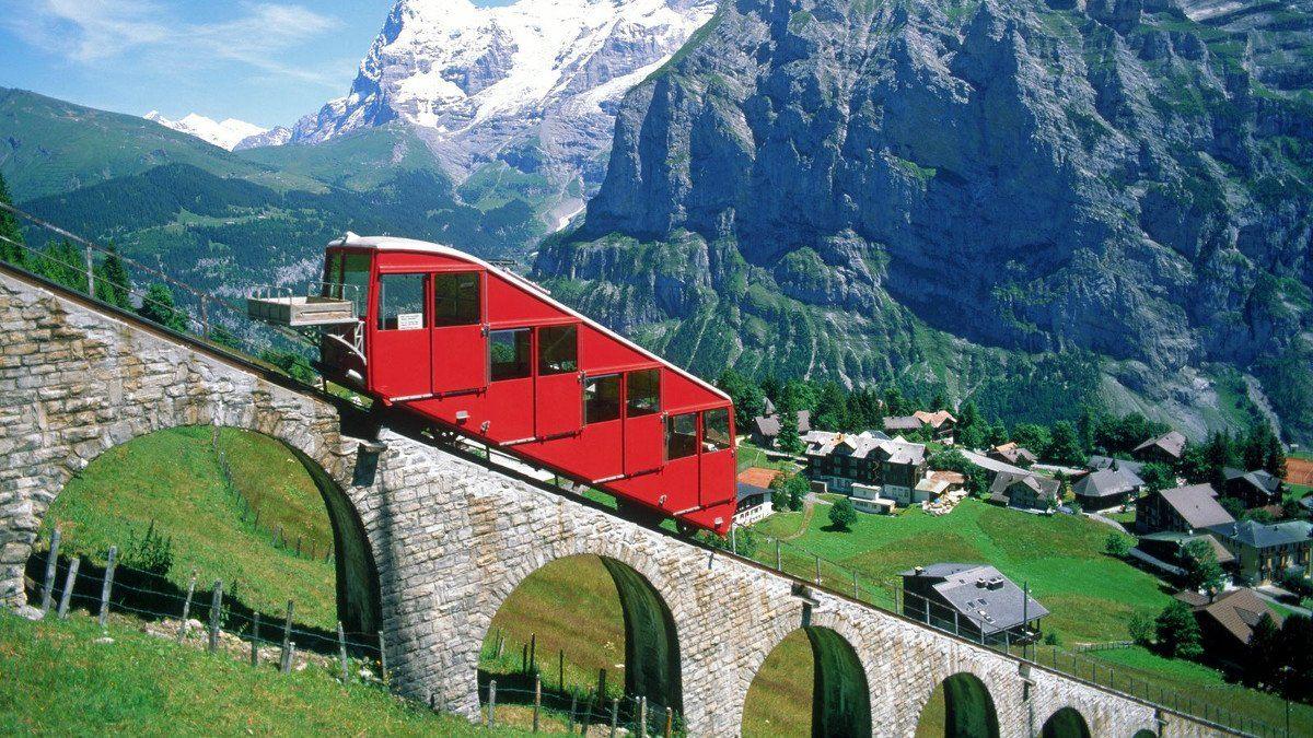 Швейцария Фото -7