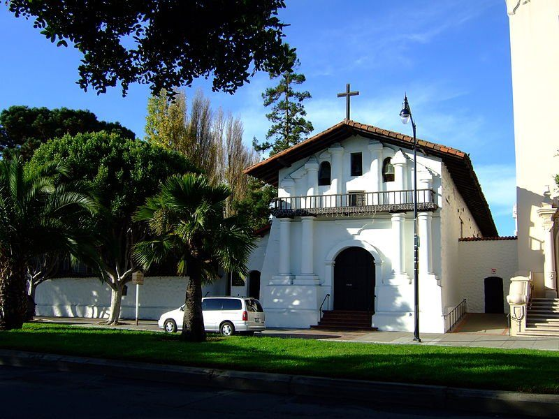 history mission san francisco asis Mission dolores history 22 march 2015 the church is officially called basilica of mission san francisco de asís mission san francisco de asis.