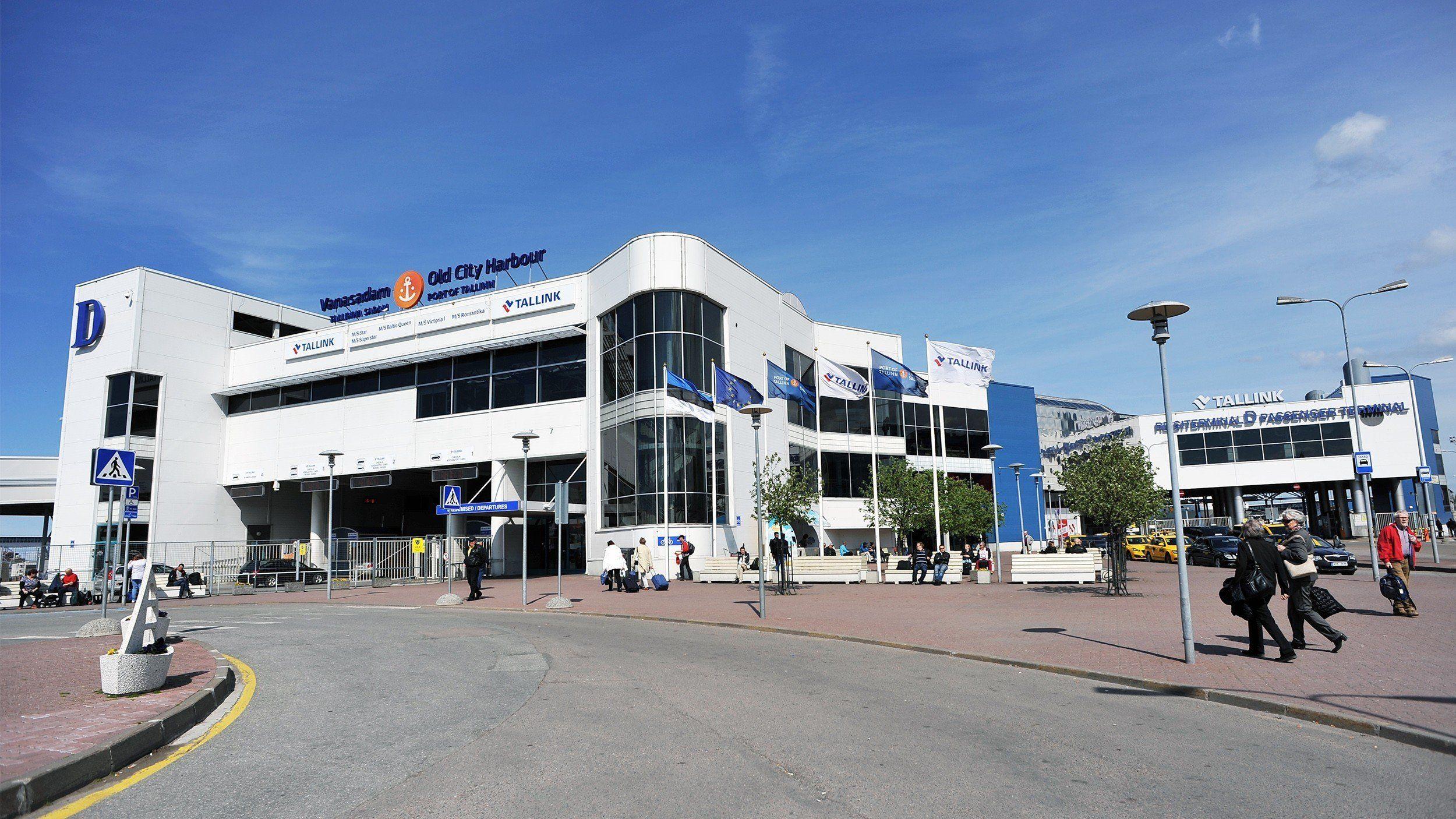 Терминал D Таллинн