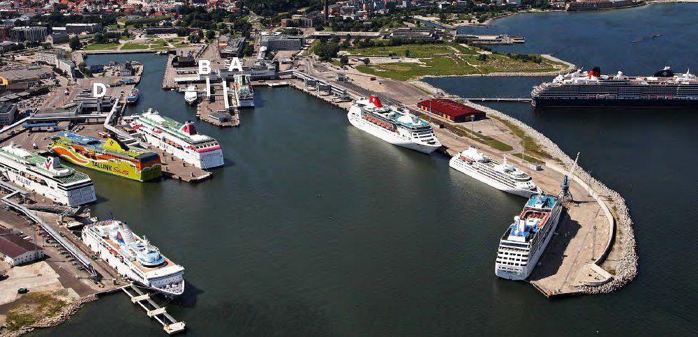 Порт Таллина