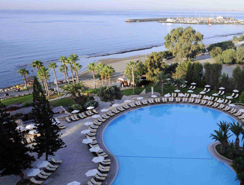 Отель меридиан кипр лимассол