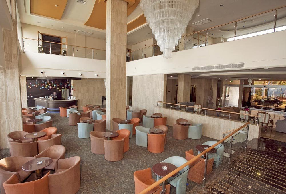Отель посейдон лимассол кипр