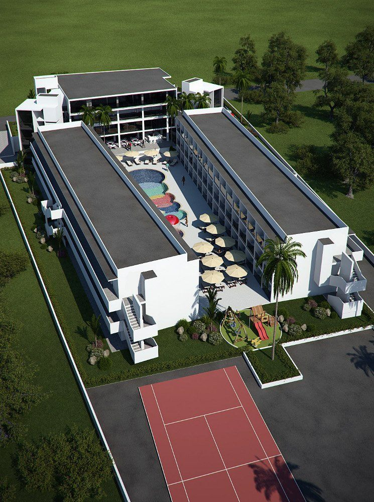 NICOLAS COLOR HOTEL. Фото -0