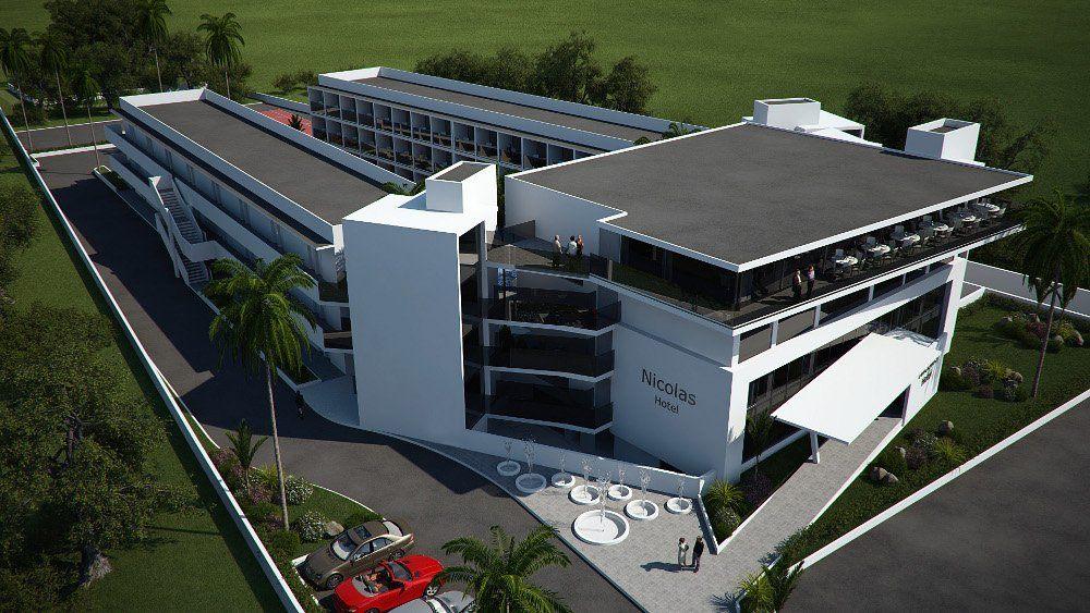 NICOLAS COLOR HOTEL. Фото -1