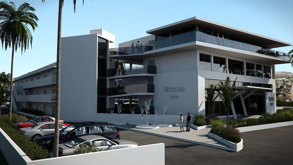 NICOLAS COLOR HOTEL. Фото -4