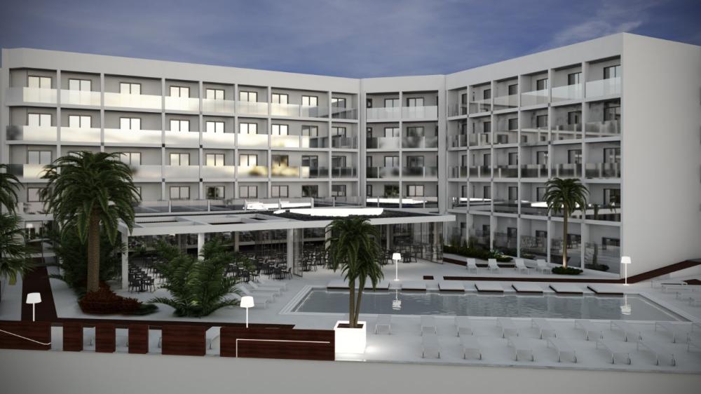 EVALENA BEACH HOTEL APTS. Фото -0