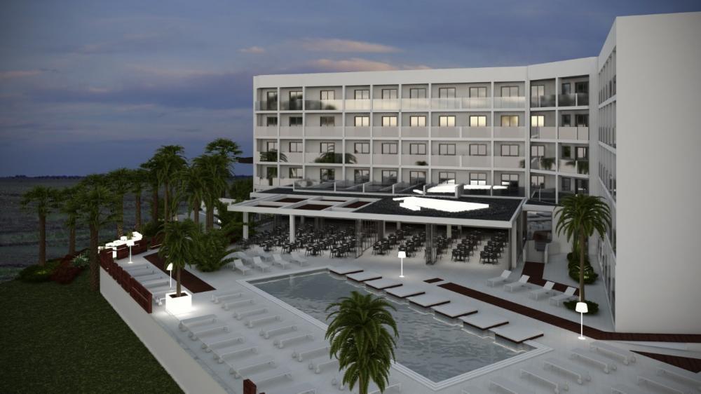 EVALENA BEACH HOTEL APTS. Фото -1