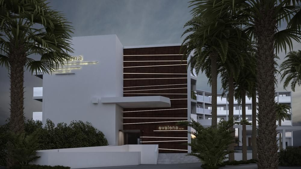 EVALENA BEACH HOTEL APTS. Фото -2