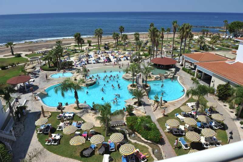 SENTIDO CYPRIA BAY HOTEL. Фото -2