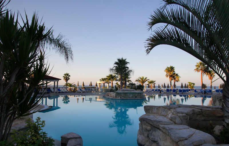 SENTIDO CYPRIA BAY HOTEL. Фото -5