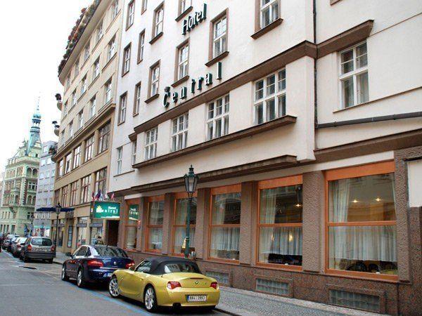 CENTRAL HOTEL PRAGUE. Фото -5