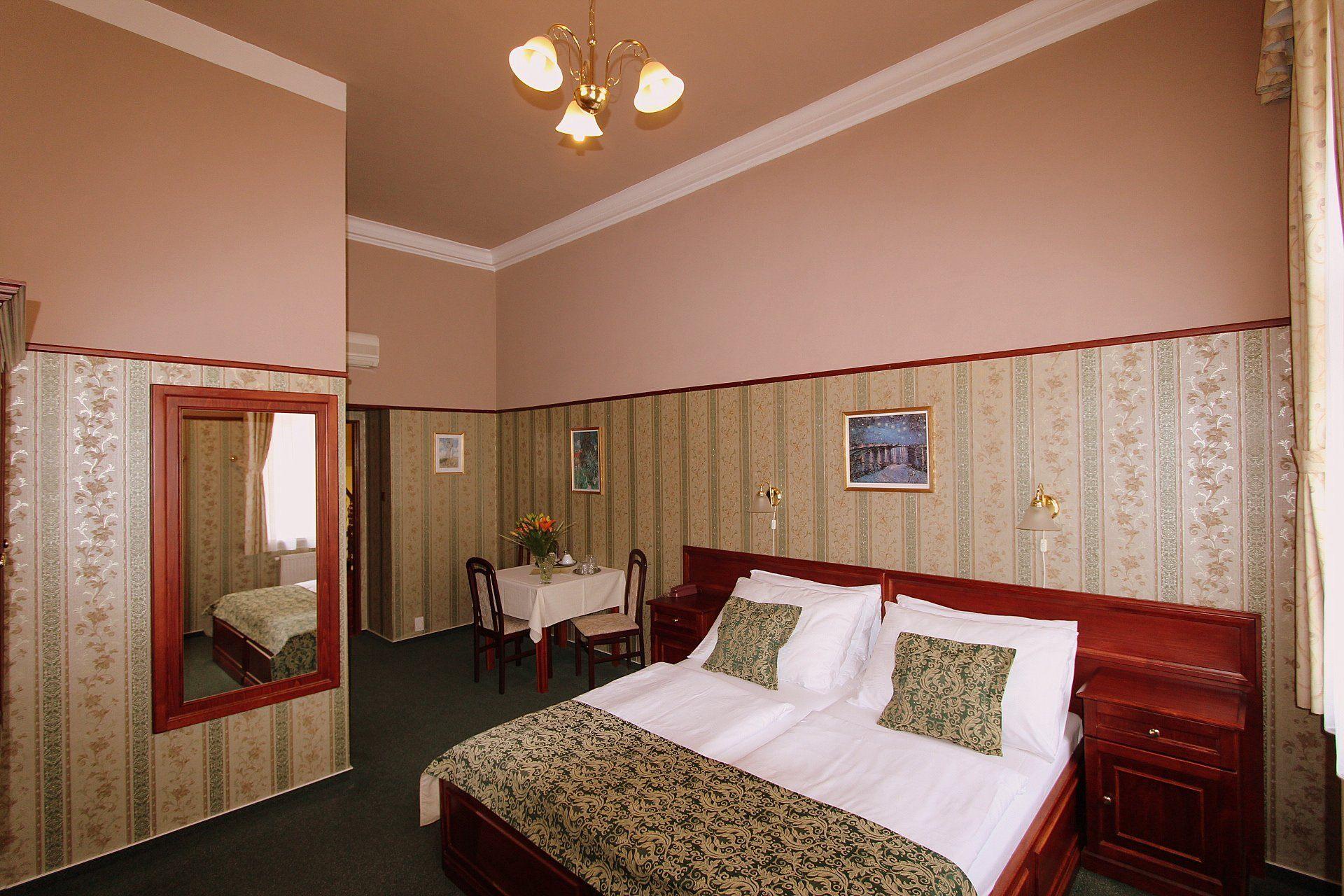 OLD PRAGUE HOTEL. Фото -8