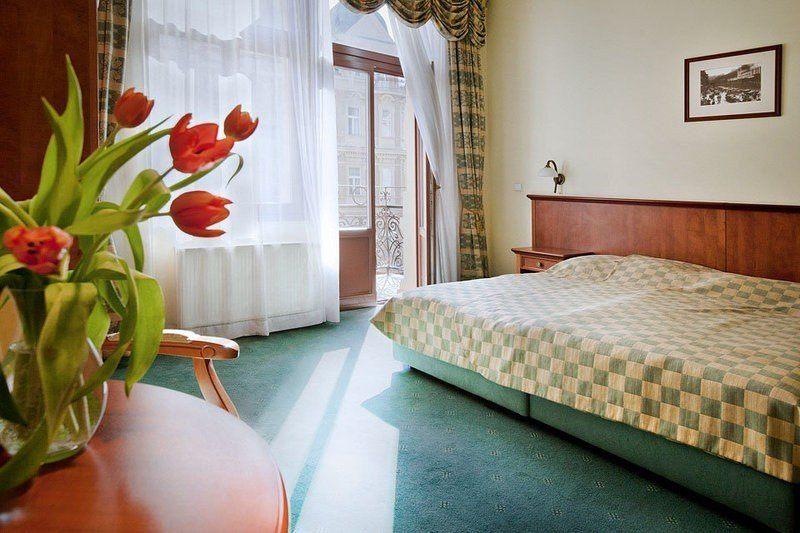 Карловы вары отель чайковский цены