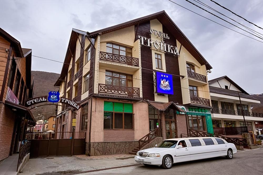 ТРОЙКА, отель. Фото -1