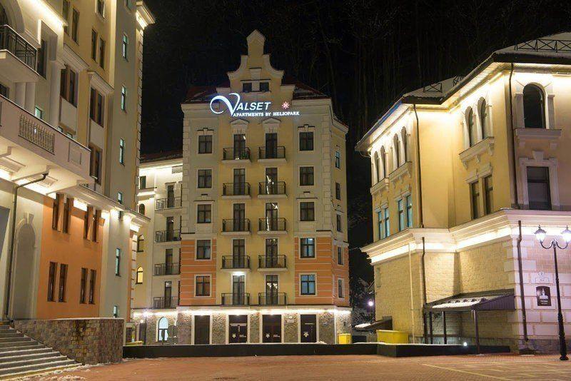 VALSET APARTMENTS by HELIOPARK ROSA KHUTOR, отель. Фото -1