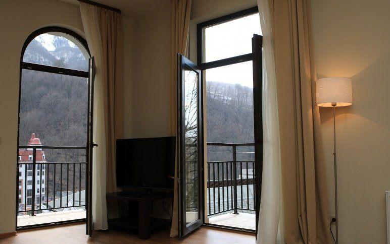 VALSET APARTMENTS by HELIOPARK ROSA KHUTOR, отель. Фото -26