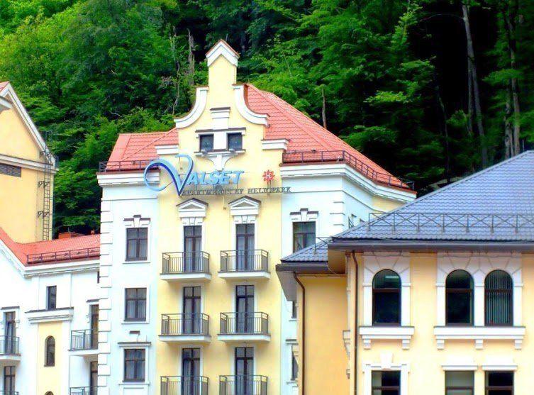 VALSET APARTMENTS by HELIOPARK ROSA KHUTOR, отель. Фото -4