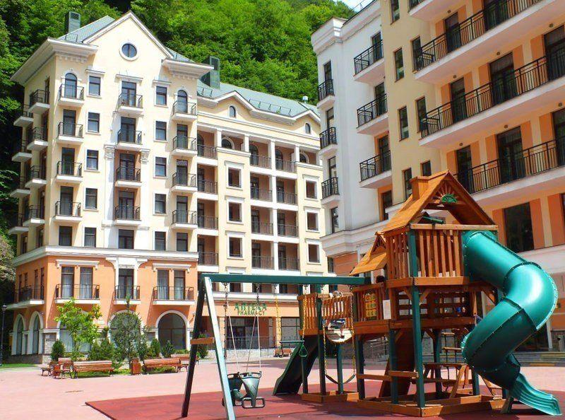 VALSET APARTMENTS by HELIOPARK ROSA KHUTOR, отель. Фото -5