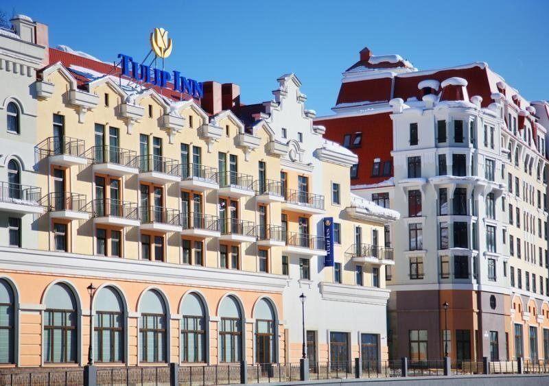 TULIP INN ROSA KHUTOR, отель. Фото -0