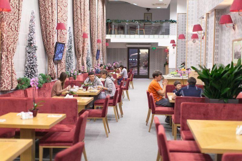 TULIP INN ROSA KHUTOR, отель. Фото -3
