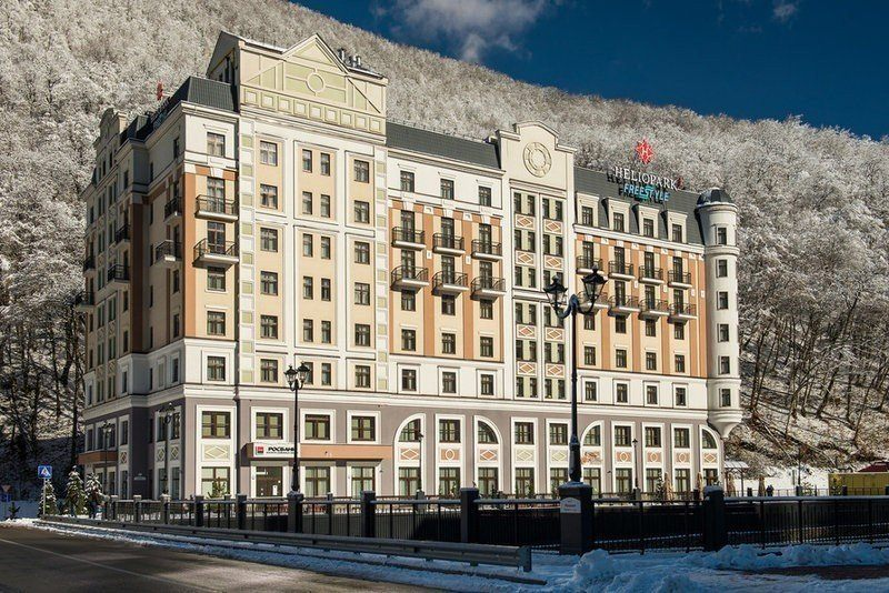 HELIOPARK FREESTYLE ROSA KHUTOR, отель. Фото -2