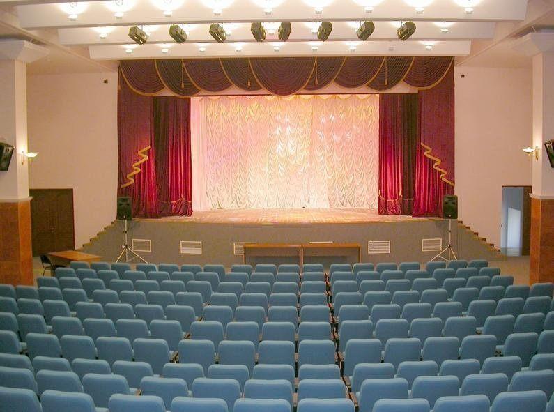 Киноконцертный зал панорама