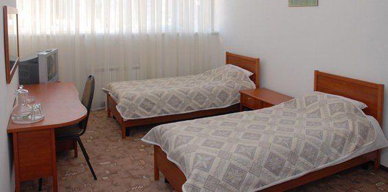 УТОМЛЕННЫЕ СОЛНЦЕМ, отель. Фото -15