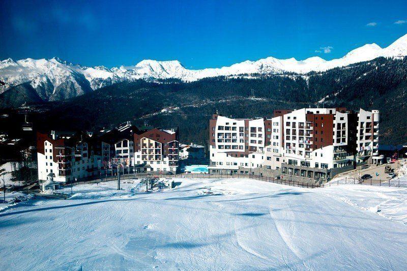 Тур в ski inn