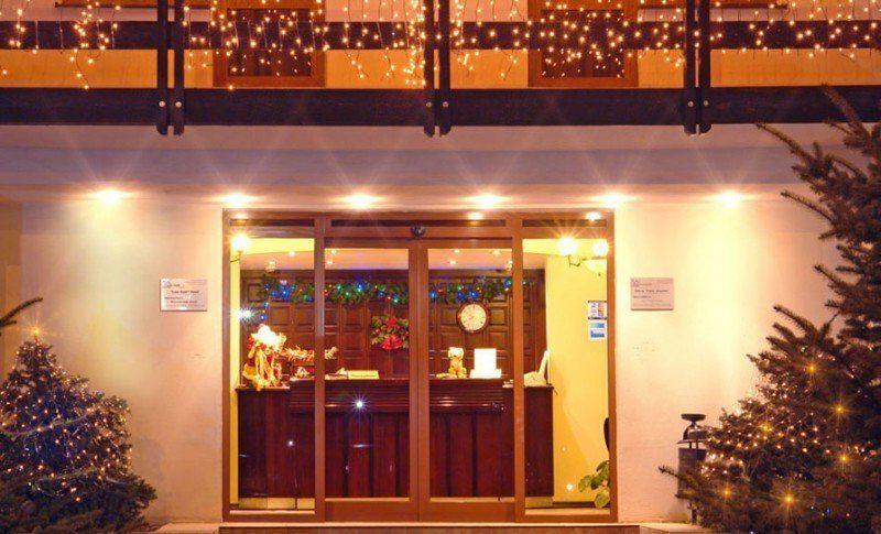 ГАЛА-АЛЬПИК, отель. Фото -2