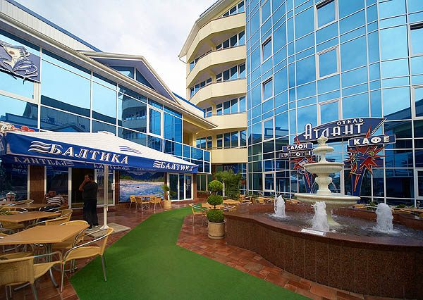 АТЛАНТ, отель. Фото -2