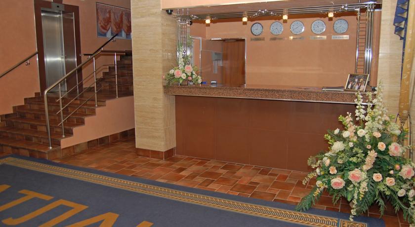АТЛАНТ, отель. Фото -3