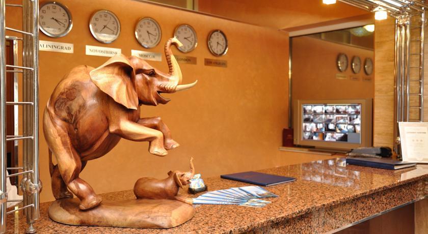 АТЛАНТ, отель. Фото -4