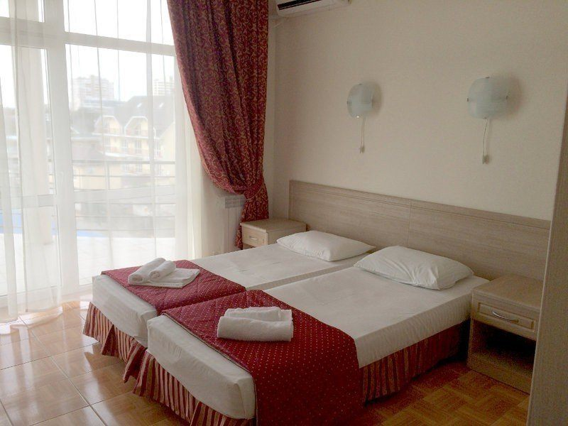 МАНДАРИН, отель. Фото -16