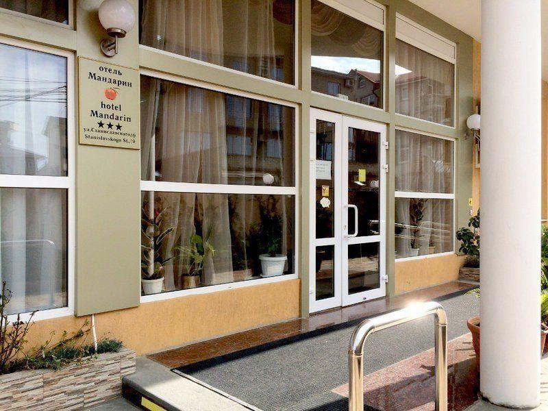 МАНДАРИН, отель. Фото -3