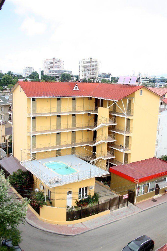 МАНДАРИН, отель. Фото -7