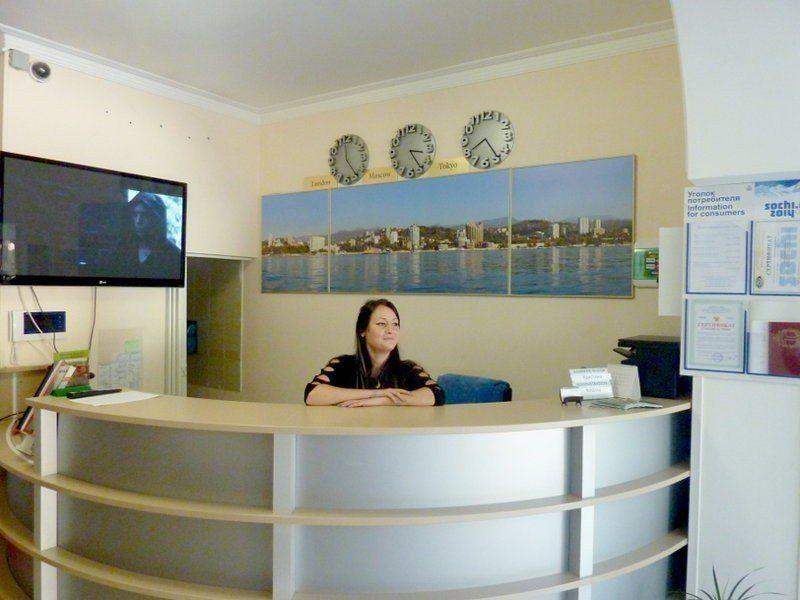 ЯНАИС, отель. Фото -3