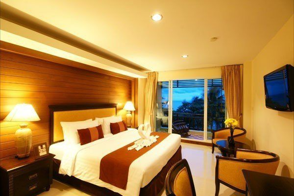SEASIDE JOMTIEN BEACH RESORT. Фото -7