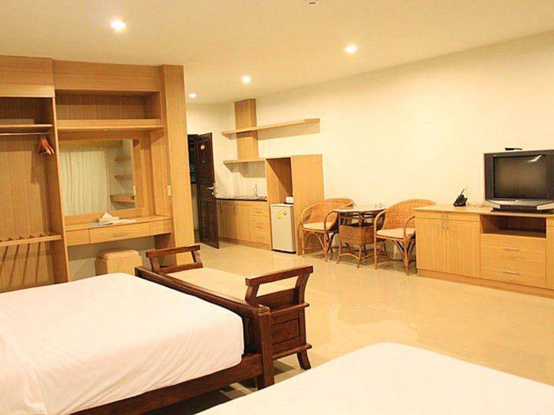 Wongamat privacy residence resort 3 паттайя таиланд