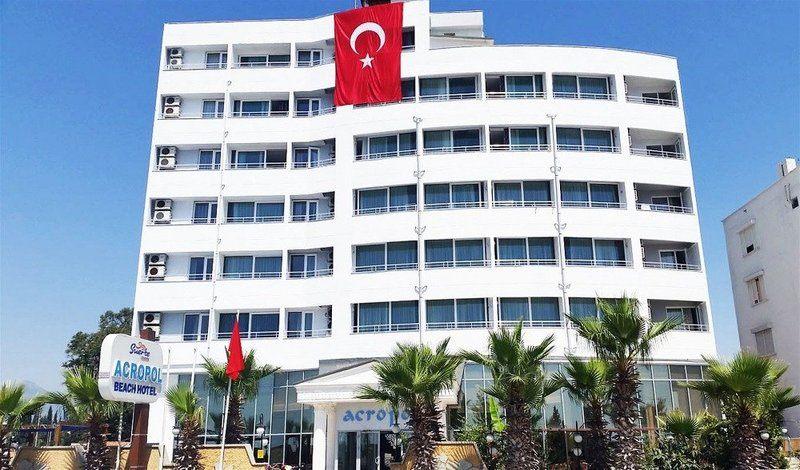 Acropol Beach Hotel. Фото -0