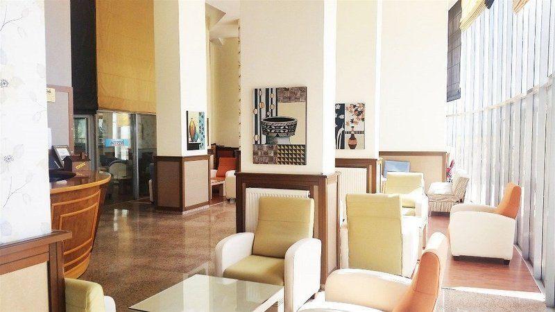 Acropol Beach Hotel. Фото -4