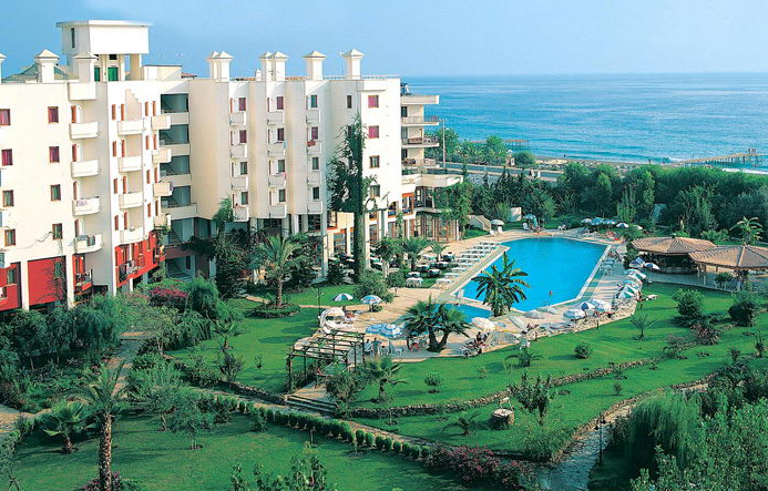 Green Peace Hotel Alanya. Фото -0