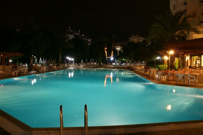 Green Peace Hotel Alanya. Фото -4
