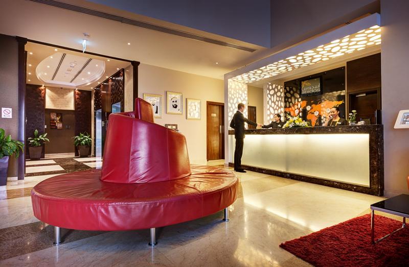 ABIDOS HOTEL . Фото -2