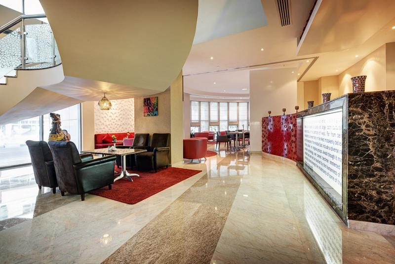 ABIDOS HOTEL . Фото -4