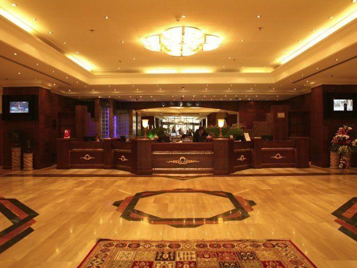 ABJAR GRAND HOTEL. Фото -1
