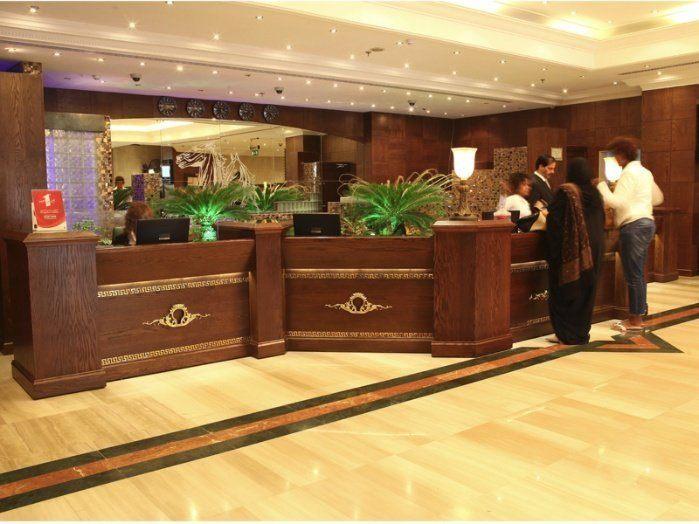 ABJAR GRAND HOTEL. Фото -2
